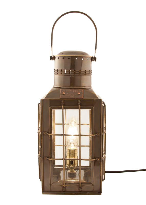 Electric Lantern - Antique Patio Lamp